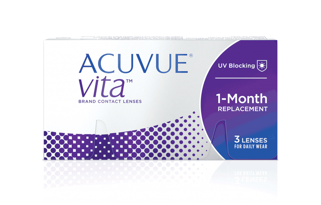 ACUVUE® VITA® with HydraMax™ Technology